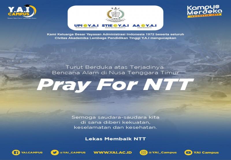 Pray For NTT