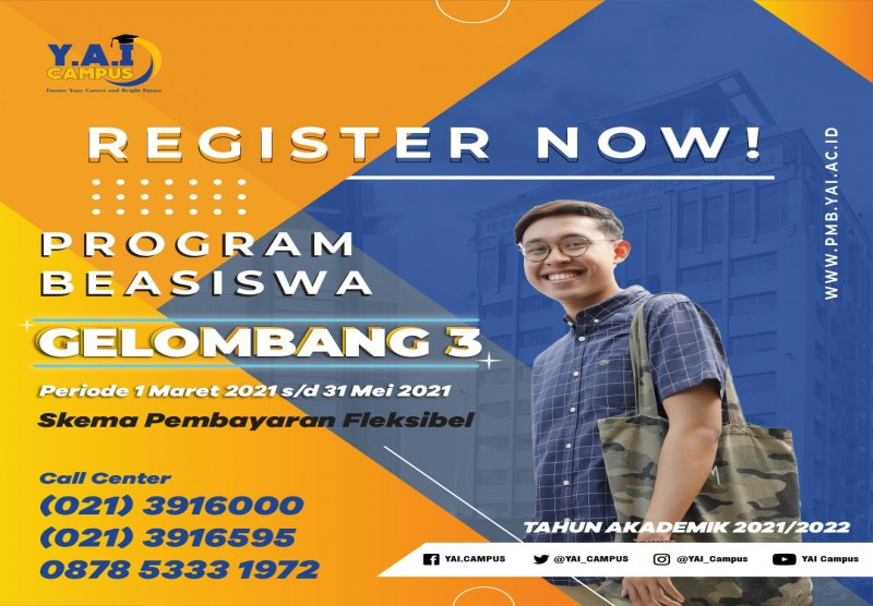 Program Beasiswa Gelombang 3