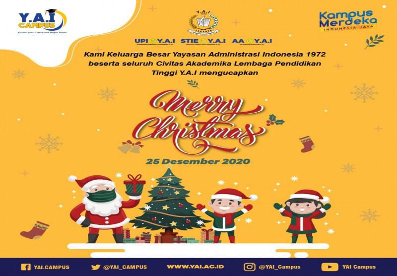 Selamat Hari Natal 25 Desember 2020