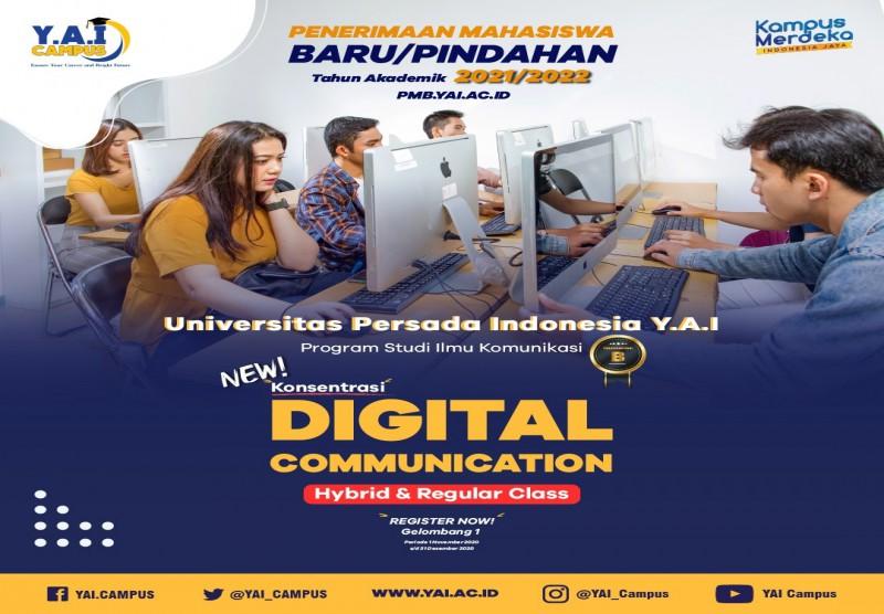 Konsentrasi Digital Communication