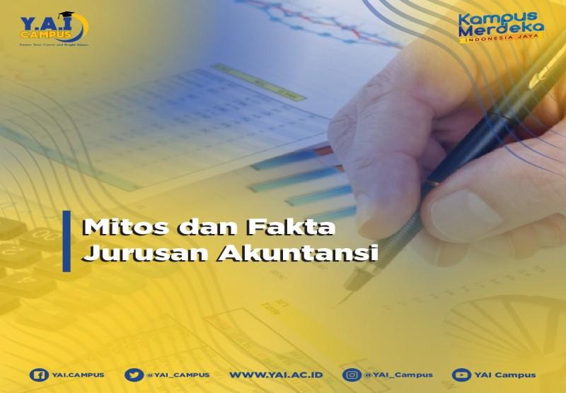 Mitos dan Fakta Jurusan Akuntansi